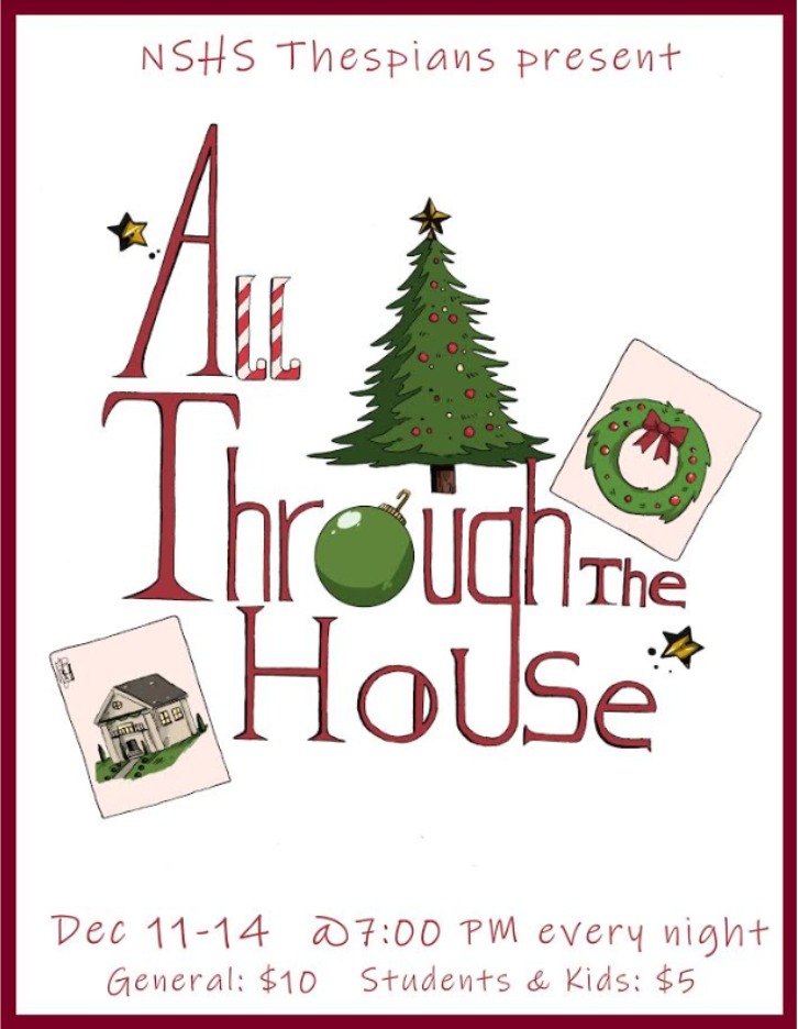 Winter Drama Production: All Through the House